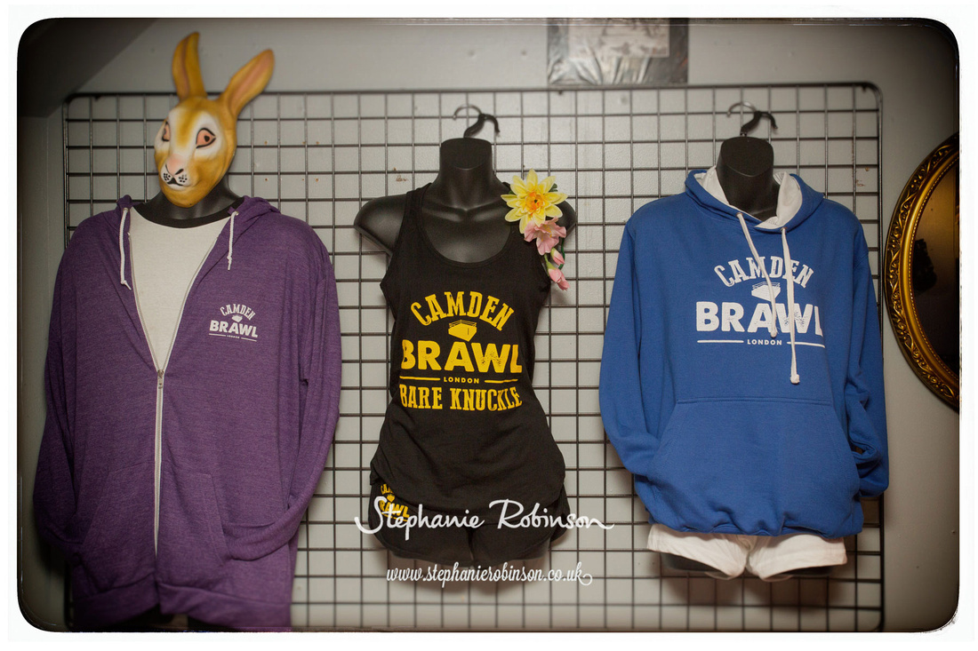 Camden Brawl Clothing Shop